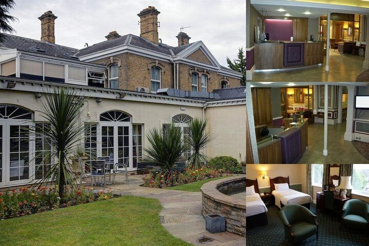 Willerby Manor Hotel photo collage