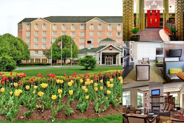 Hilton Garden Inn Albany Airport photo collage