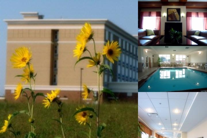 Holiday Inn Battle Creek photo collage