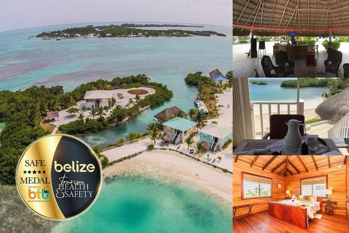 Royal Palm Island Resort photo collage