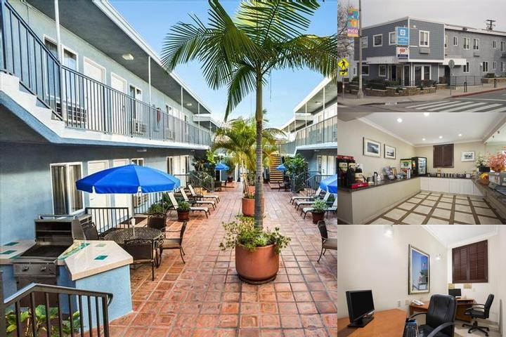 Travelodge Santa Monica photo collage
