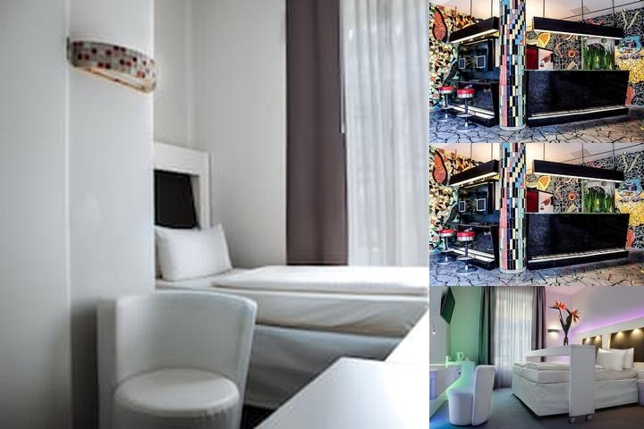 Clarion Collection Hotel Frankfurt City Centre photo collage