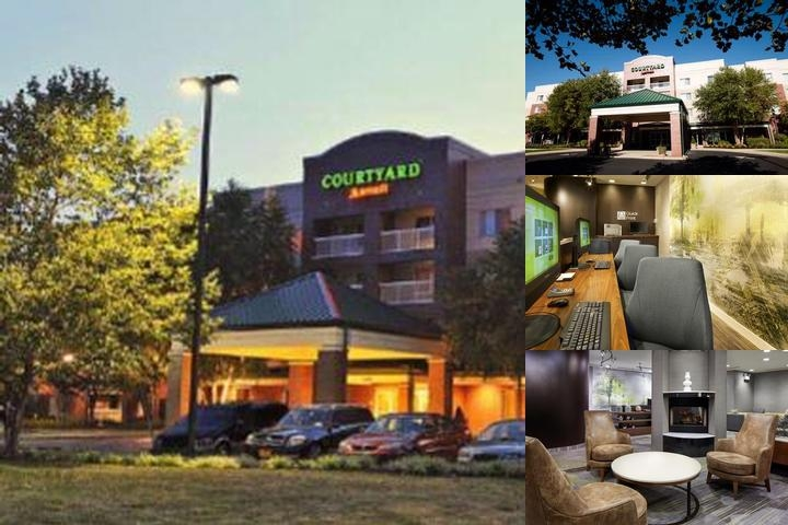 Courtyard by Marriott Edison photo collage