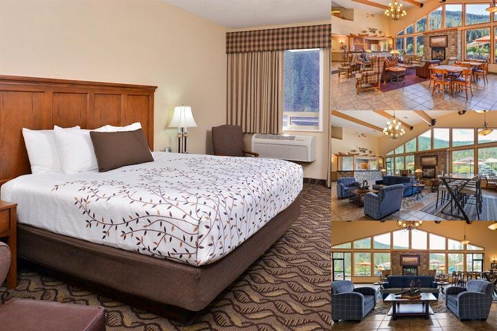 Best Western Plus Lodge at River's Edge photo collage