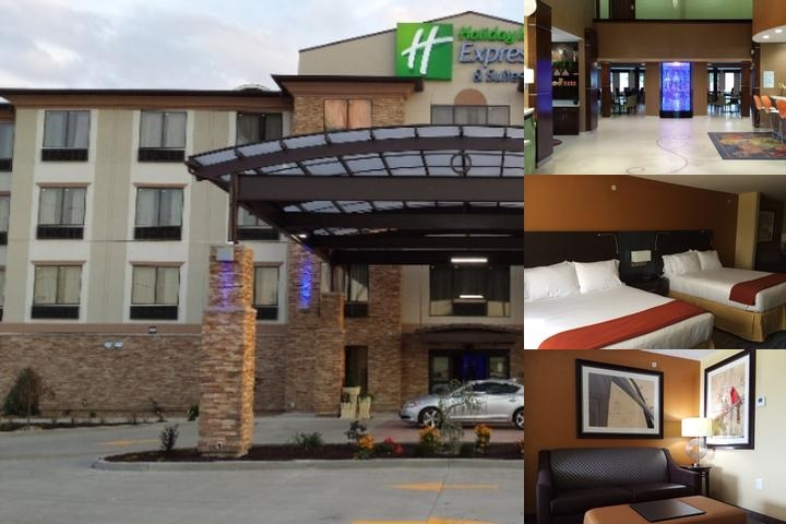 Holiday Inn Express & Suites St. Louis Airport photo collage
