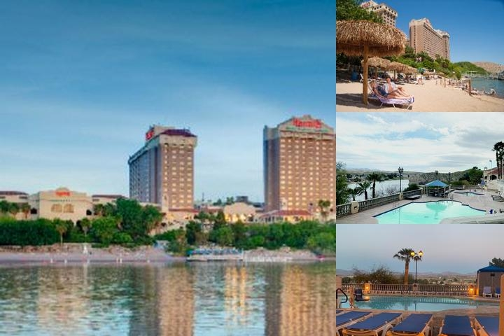 Harrah's Laughlin photo collage