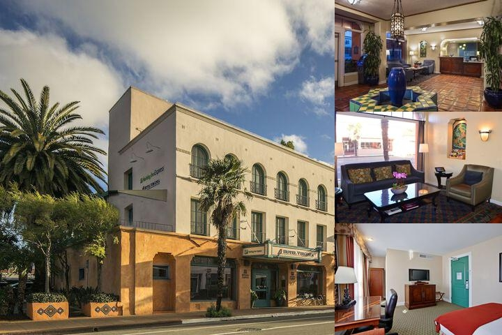 Holiday Inn Express Santa Barbara photo collage