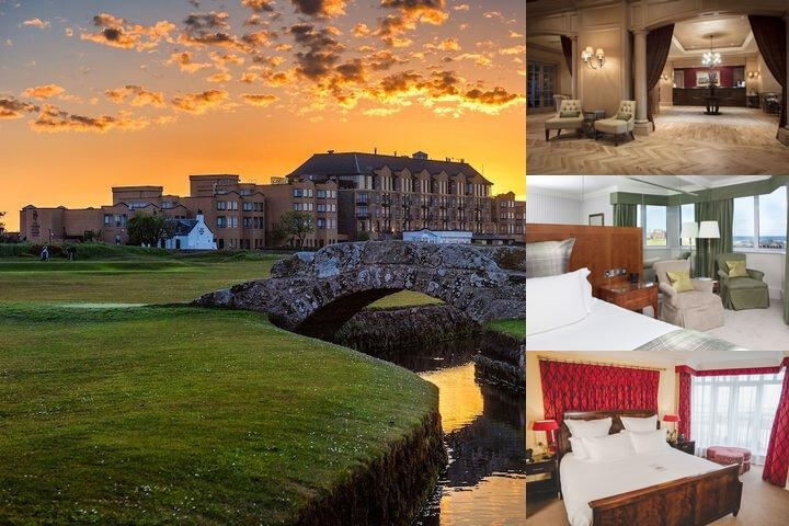 Old Course Hotel Golf Resort & Spa photo collage