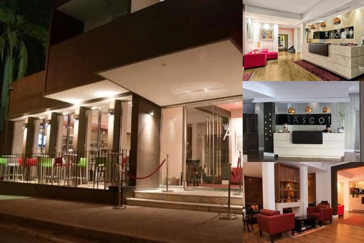 Ascot Boutique Hotel photo collage