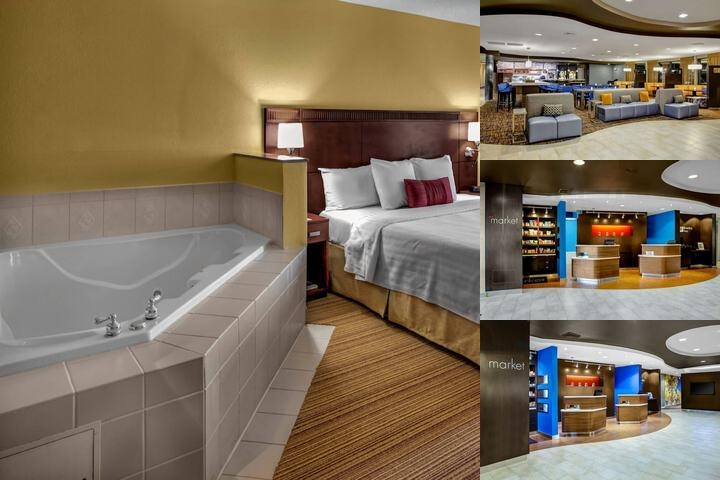 Courtyard by Marriott Brunswick photo collage