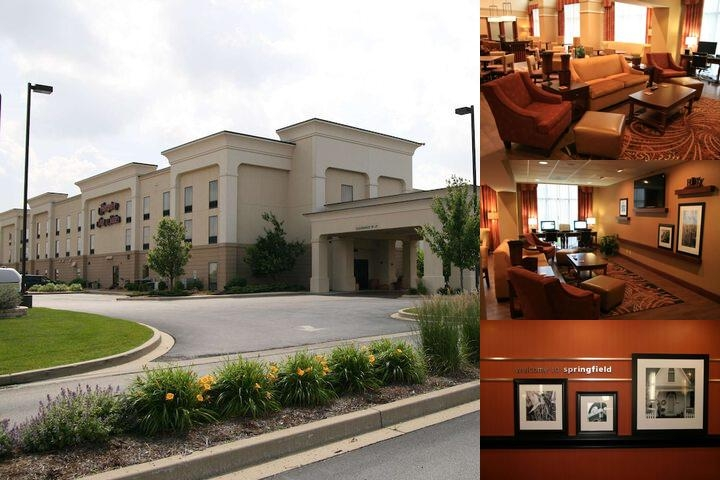 Hampton Inn & Suites Springfield Sw photo collage