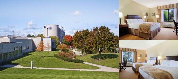 Radisson Hotel at the University of Toledo photo collage