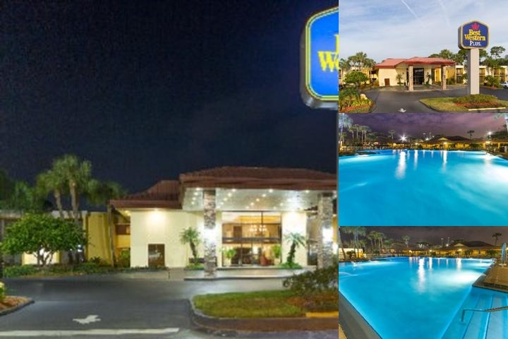 Best Western Plus International Speedway Hotel photo collage