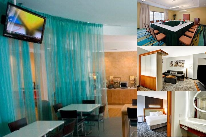 Springhill Suites Columbia photo collage