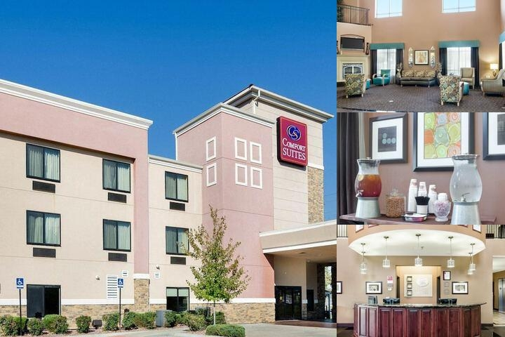 Comfort Suites Topeka photo collage