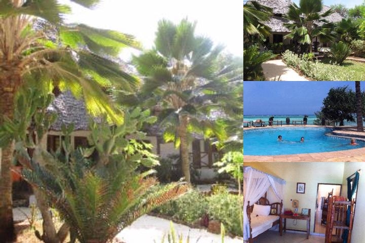 Tanzanite Beach Resort photo collage