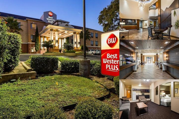 Best Western Plus Hill Country Suites photo collage