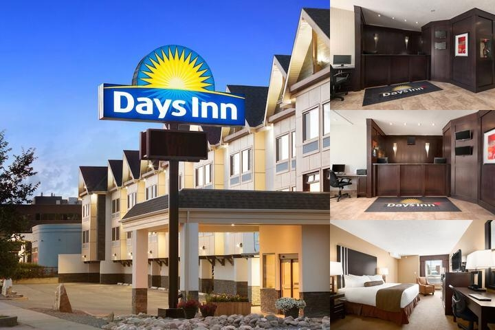 Days Inn Calgary Northwest photo collage