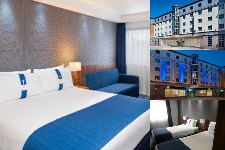 Holiday Inn Express London City photo collage
