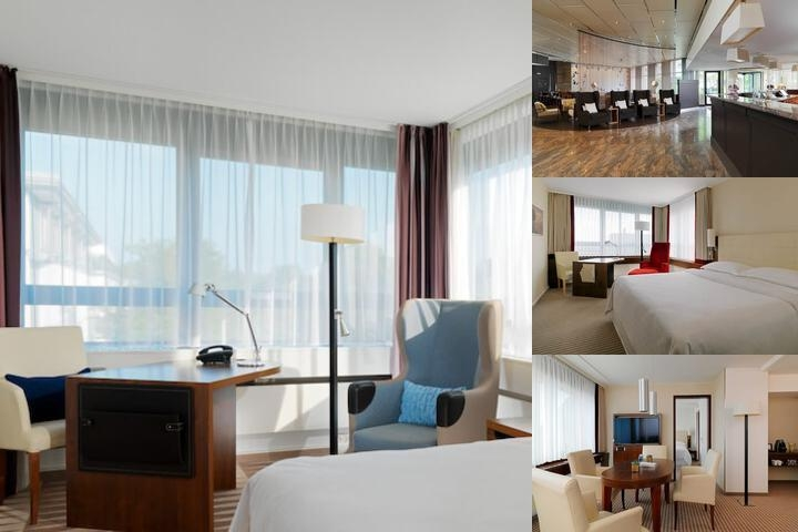 Sheraton München Westpark photo collage