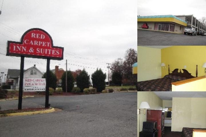 Red Carpet Inn & Suites Danv photo collage