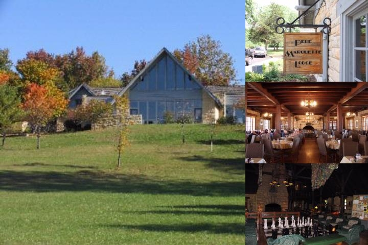 Pere Marquette Lodge by Best Western Premier photo collage