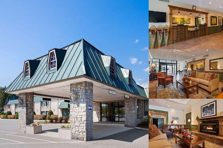 Best Western Plus Waterbury Stowe photo collage