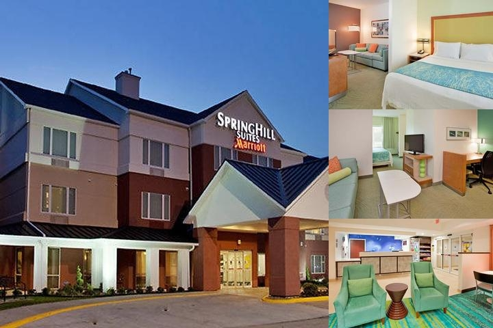 Springhill Suites Houston Brookhollow photo collage