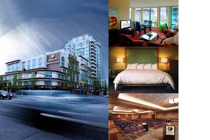 Executive Airport Plaza Hotel & Conference Centre photo collage