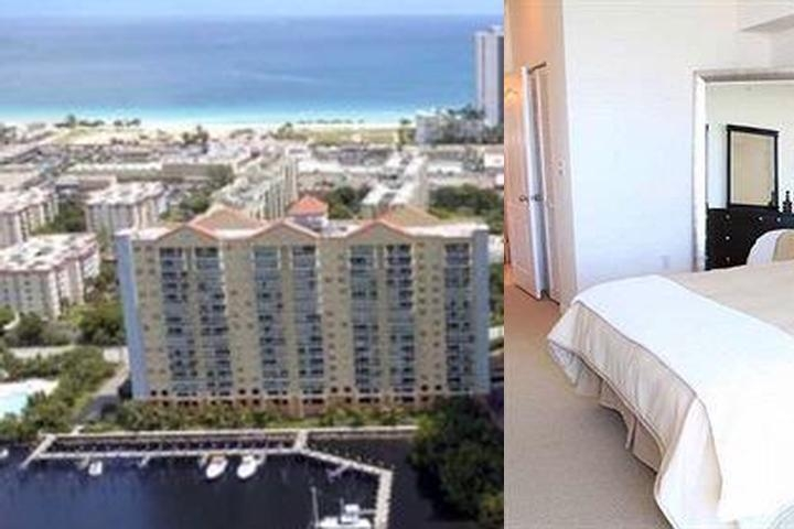 Sunshine Suites at Sunny Isles photo collage
