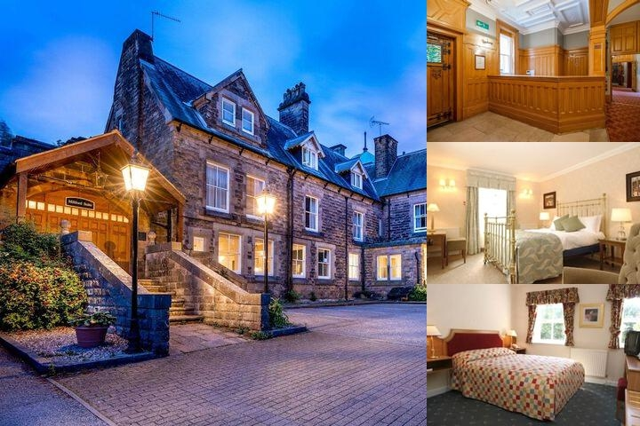 Clarion Collection Hotel Makeney Hall photo collage