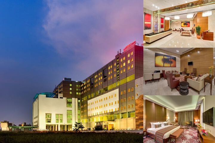The Pride Hotel photo collage