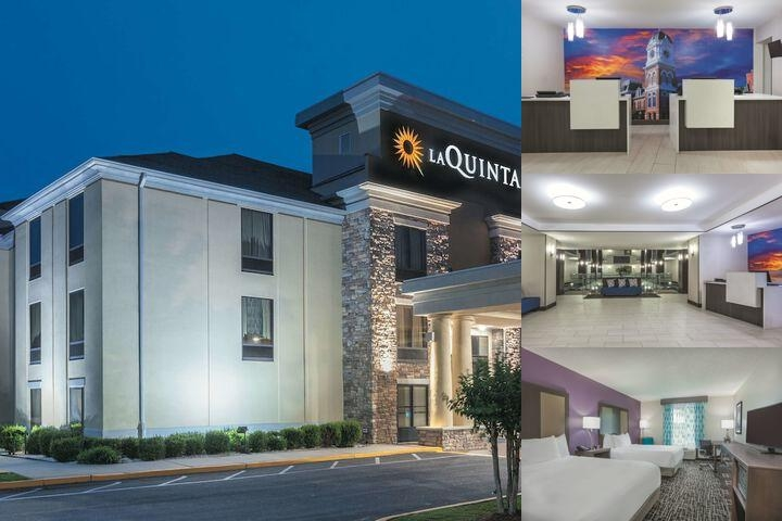 La Quinta Inn Covington photo collage