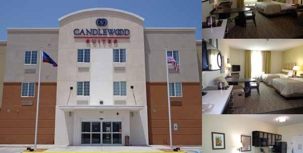 Candlewood Suites Odessa photo collage