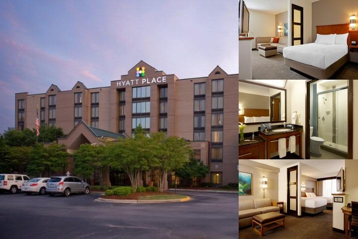 Hyatt Place Inverness photo collage