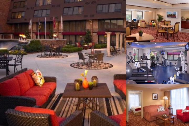 Indianapolis Marriott East photo collage