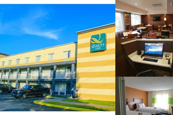 Quality Inn Pittsburgh Cranberry photo collage