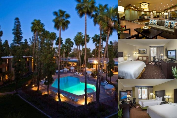 Doubletree by Hilton Hotel Phoenix Tempe photo collage