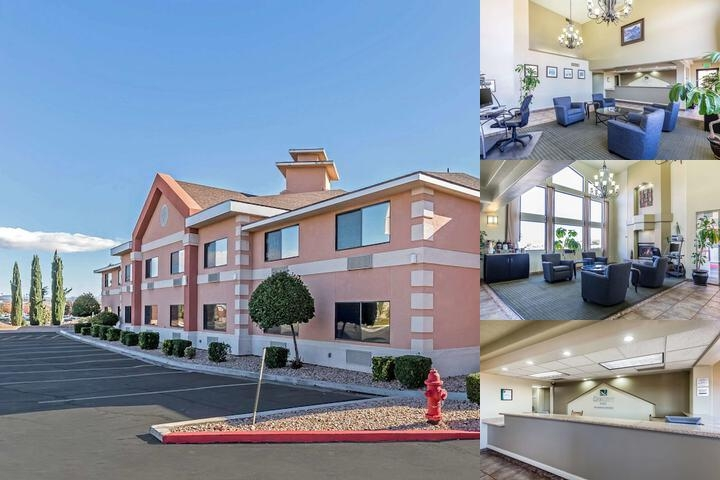 Quality Inn I 15 Red Cliffs photo collage