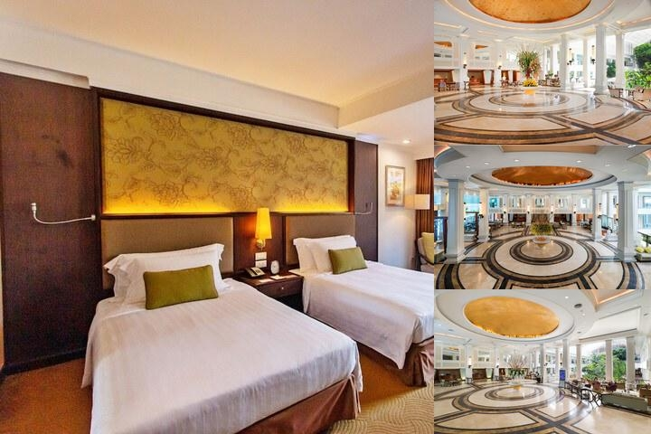 Dusit Thani Pattaya photo collage