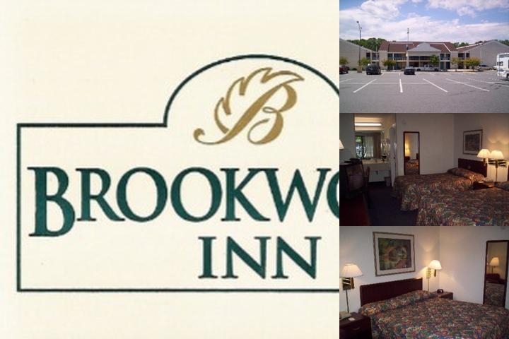 Brookwood Inn photo collage