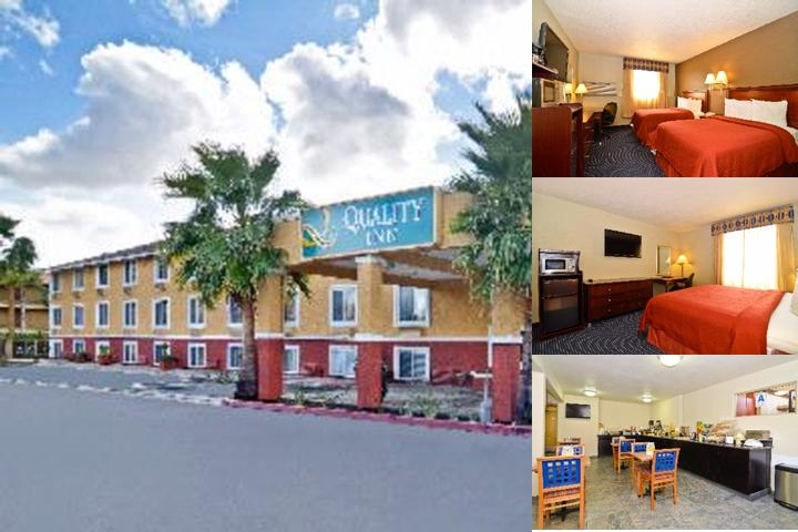 Quality Inn I 15 Miramar photo collage