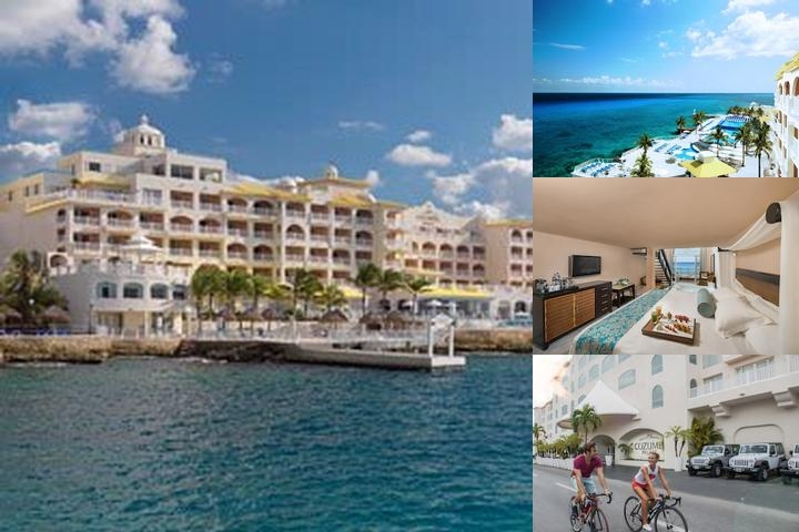 Cozumel Palace All Inclusive photo collage
