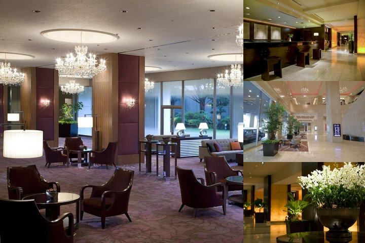 Sheraton Miyako Hotel Osaka photo collage