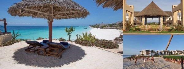 Royal Zanzibar Beach Resort photo collage