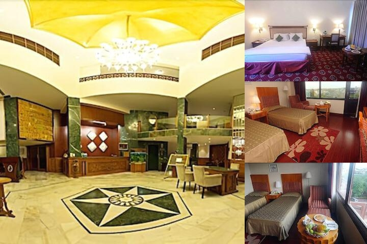 Hotel Jaipur Palace photo collage