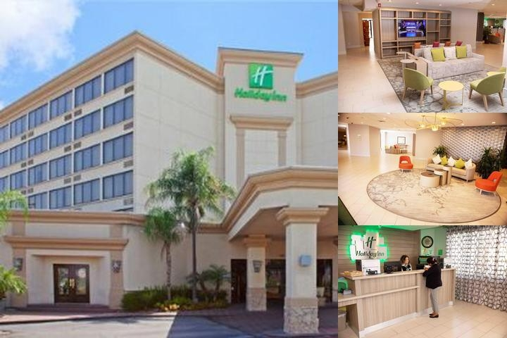 Holiday Inn Houston Hobby Airport photo collage