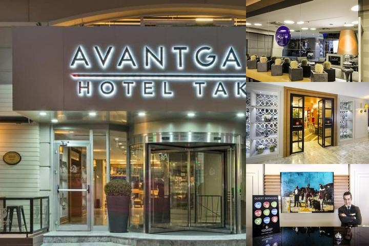 Avantgarde Hotel Taksim photo collage