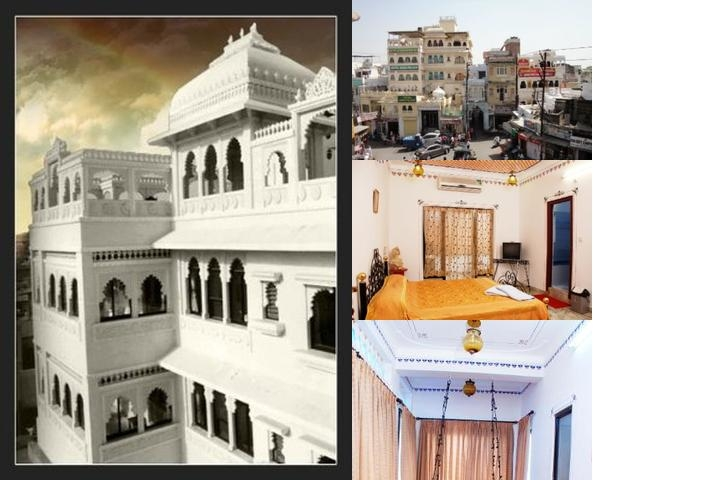 Hotel Baba Palace photo collage