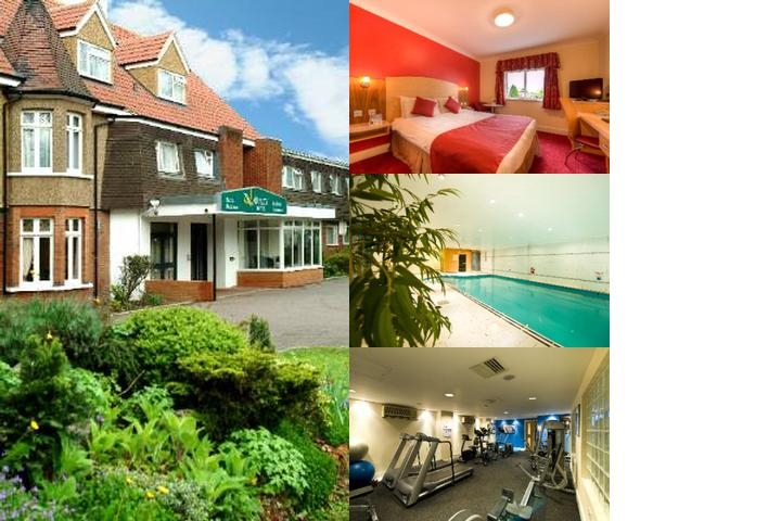 Quality Hotel St. Albans photo collage